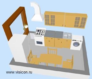 Бесплатная программа для дизайна кухни